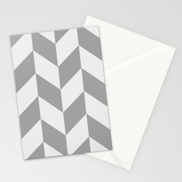 Parallelogram Pattern 8 Stationery Cards