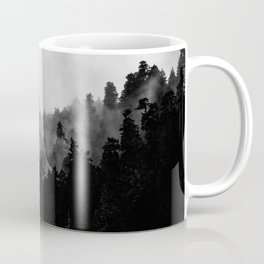 Eagle Creek Fog Coffee Mug