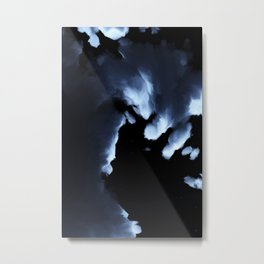 Moonlit Night (Cloud series #4) Metal Print