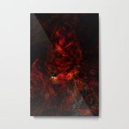 Provitor Mundi Metal Print