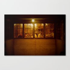 The Regulars Canvas Print