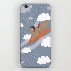 The Flying Squirrel iPhone Skin