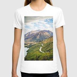 Road Trip- Bennett's Bluff New Zealand T-shirt