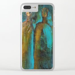 Looking Forward Clear iPhone Case