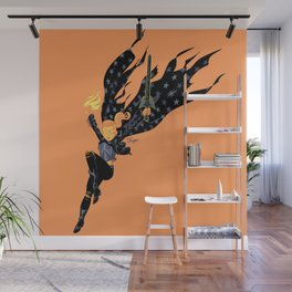 Emberwitch Wall Mural