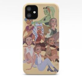 Galaxies iPhone Case