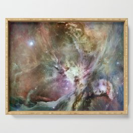 Orion Nebula 2 Serving Tray