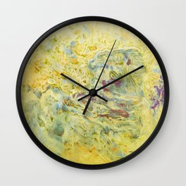 Extreme Joy Wall Clock
