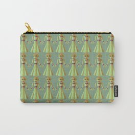 Zozobra pattern Carry-All Pouch