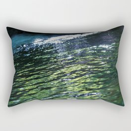 like a rivulet Rectangular Pillow