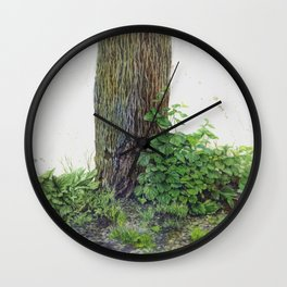 Pelham Pkwy 1 Wall Clock
