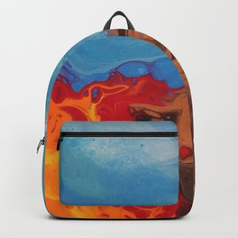 Earth Wind Fire Backpack