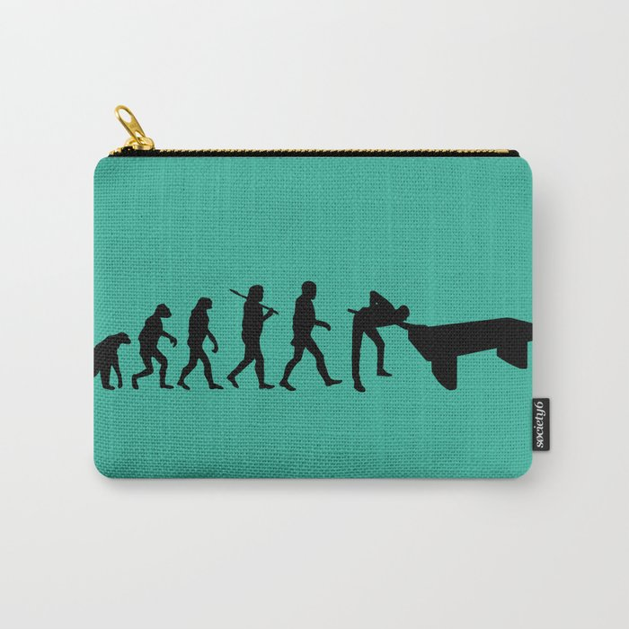 Evolution snooker Carry-All Pouch