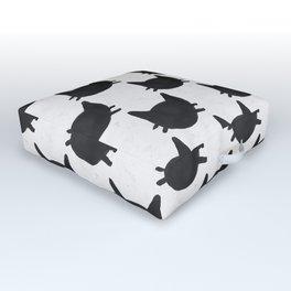 Cat Attack Outdoor Floor Cushion