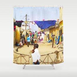 Saint Louis-02 Shower Curtain