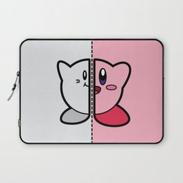 Old & New Kirby Laptop Sleeve
