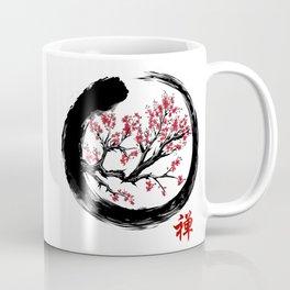 Japanese ENSO ZEN Buddhist SHIRT Coffee Mug
