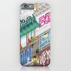 City Pangrams Slim Case iPhone 6s
