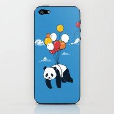 Flying Panda iPhone & iPod Skin