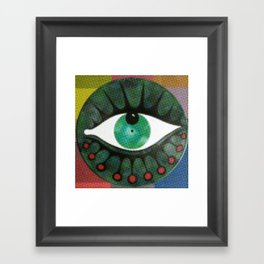 occhio yap 03 Framed Art Print