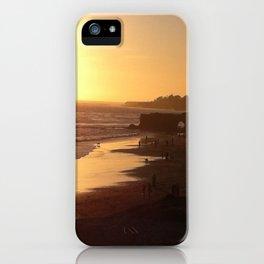 Santa Cruz Beach iPhone Case