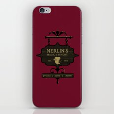 Camelot's One Stop Magic Shoppe iPhone & iPod Skin