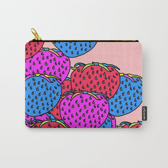 Berry escalation Carry-All Pouch