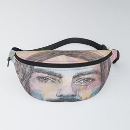 You Won't See Me Fanny Pack