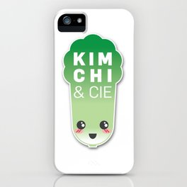 Kimchi & Cie - Official logo iPhone Case