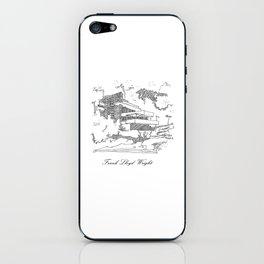 Frank Lloyd Wright iPhone Skin