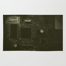 The City of Circuitry 5.0 Rug