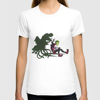 teen titans T-shirts featuring Teen Titans: Beast Boy by JaDis
