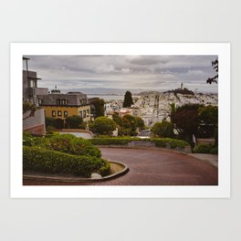 San Francisco #1 Art Print