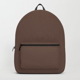 Cocoa Brown Backpack