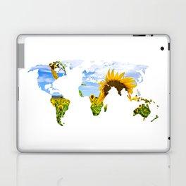 World of Sunflowers Laptop & iPad Skin