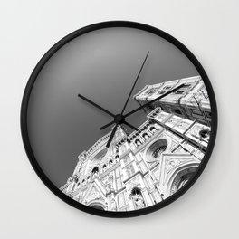 Florence Duomo Wall Clock