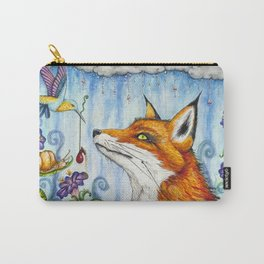 Fast Friends Carry-All Pouch