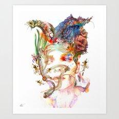 Nobe Art Print