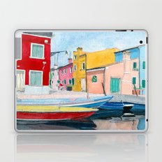 Burano Italy Laptop & iPad Skin