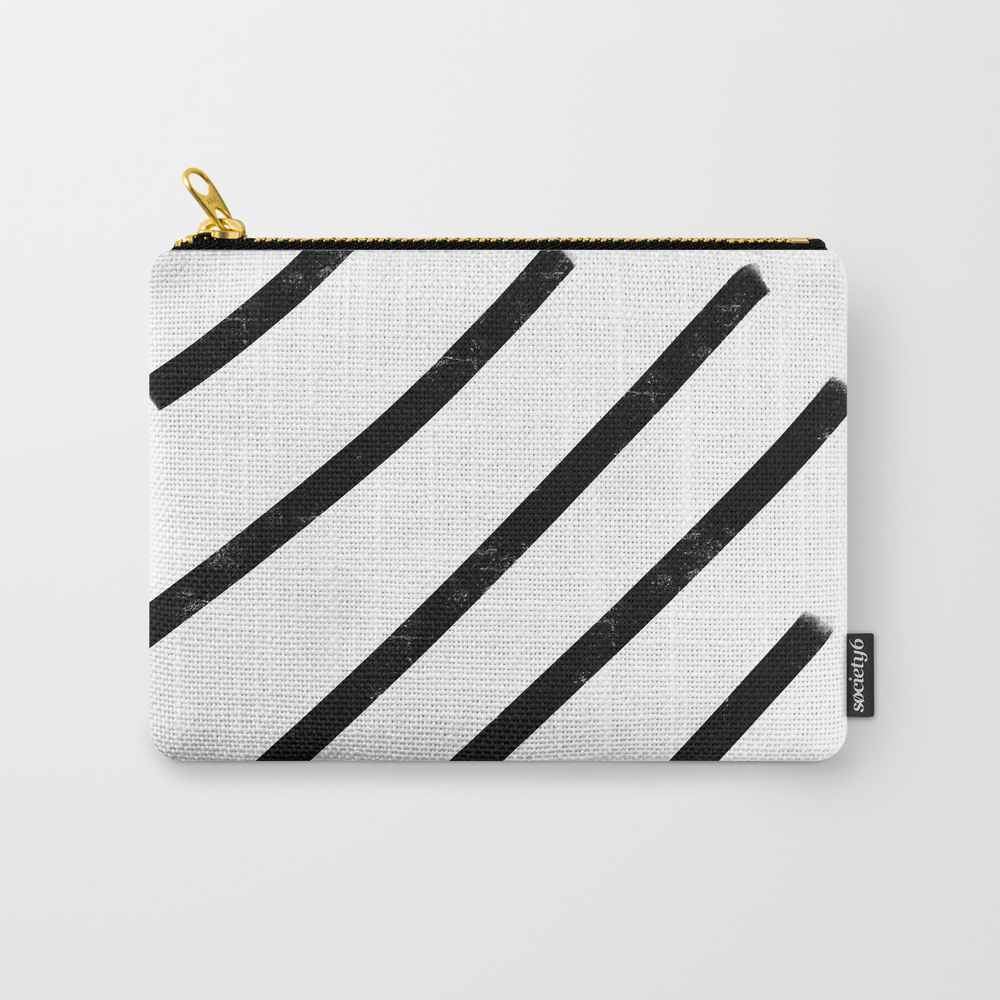 Lemme See That Line Werk Carry-all Pouch by Soyalmondmilk CAP8286541