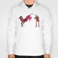 dogs Hoodies featuring dogs by Alvaro Tapia Hidalgo