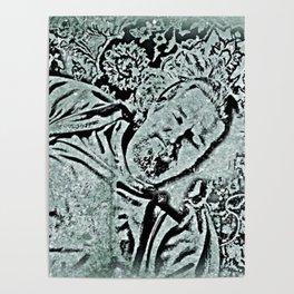 A Dude Lebowski Man Poster