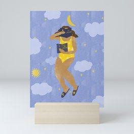 """Be Obsessed"" inspired by Kat Schneider, Ritual Mini Art Print"