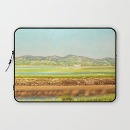 SPRING COLORS IN SALINAS Laptop Sleeve