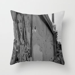 Our Lady of The Arches Throw Pillow
