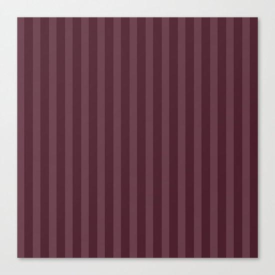 Vertical Stripes Canvas Print