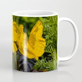 Honeysuckle Yellow Coffee Mug