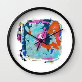 FLOOD I Wall Clock