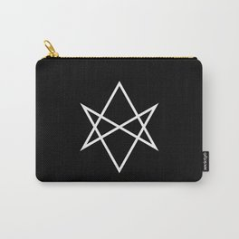 Unicursal Hexagram Carry-All Pouch