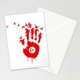 Tunisian Revolution Stationery Cards